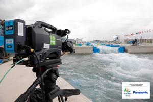 Kamery, projektory, wyświetlacze LED i telewizory Panasonic podczas Olimpiady w Rio