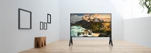 Największy profesjonalny monitor Sony BRAVIA 4K: 100-calowy model FWD-100ZD9501
