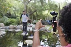 Osmo+ - stabilizowana ręczna kamera 4K z udoskonaloną funkcją timelapse