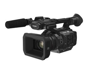 Panasonic HC-X1 - kamera z  obiektywem 24 mm z dwudziestokrotnym zoomem optycznym