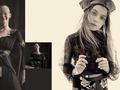 Oryginalne zdjęcia mody Stevena Meisela