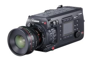Canon  EOS C700  -  nowe kamery 4K w systemie Cinema EOS