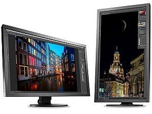 Nowe 27-calowe monitory EIZO dla fotografów i filmowców