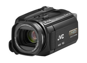 JVC HD Everio GZ-HD6 oraz GZ-HD5