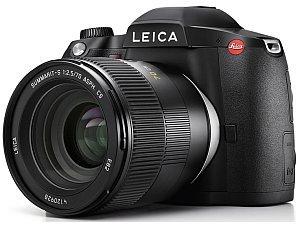Drobna aktualizacja firmware dla aparatów Leica S