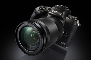 Canon EOS M5 - punkt zwrotny dla serii bezlusterkowców Canon