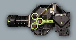 Projektory DLP czy LCD?