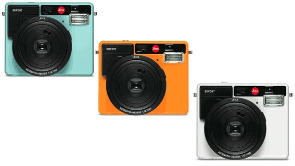 Leica Sofort Fujifilm Instax Mini 90 aparat natychmiastowy