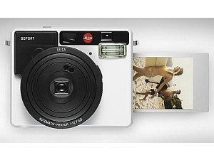 Leica Sofort – aparat natychmiastowy z czerwoną kropką