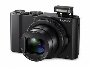 Panasonic Lumix LX15 - kieszonkowy aparat z 1-calową matrycą i 4K