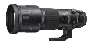 Sigma 500mm F4 DG OS HSM - flagowy obiektyw linii Sport