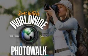 Spacer fotograficzny po Tychach organizowany w ramach Scott Kelby's Worldwide Photowalk
