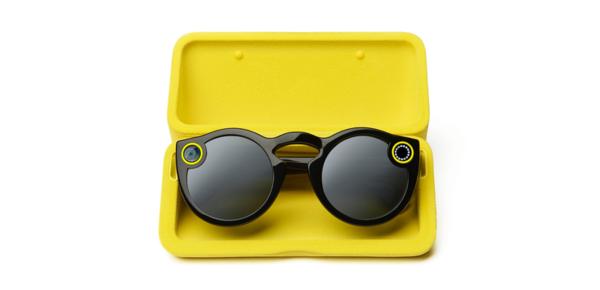 Okulary przeciwsłoneczne z wbudowaną kamerą