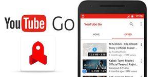 YouTube nareszcie umożliwia pobierania filmów - za pomocą aplikacji YouTube Go