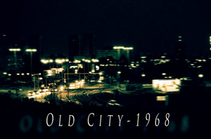 Old City w Photoshopie