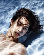 Pomysł na podwodny portret bez zanurzania w wodzie modela i fotografa