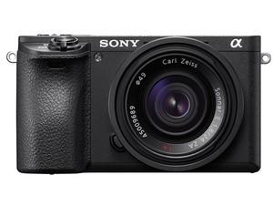 Sony A6500 z  5-osiowym systemem stabilizacji obrazu