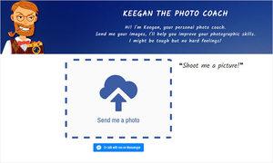 Keegan - sztuczna inteligencja oceni Twoje zdjęcia
