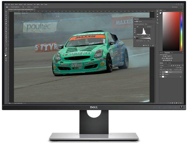 Dell UltraSharp UP2716D edycja zdjęć poradnik cykl fotografia cyfrowa Adobe Photoshop Lightroom korygowanie typowych wad zdjęć ekspozycja kontrast balans bieli kolory detale szumy odszumianie wady obiektywu dystorsje winietowanie aberracja chromatyczna format RAW