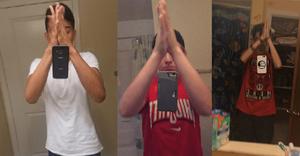 Self-five - wyzwanie dla miłośników autoportretów