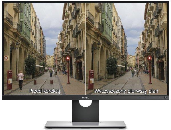Dell UltraSharp UP2716D edycja zdjęć poradnik cykl fotografia cyfrowa Adobe Photoshop Lightroom Adobe Camera RAW ACR techniki zaawansowane efekty specjalne maski warstwy dopasowania obiekty inteligentne filtry
