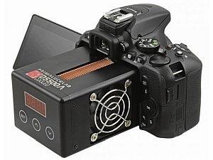 Nikon D5500a z aktywnie chłodzoną matrycą dla astrofotografów