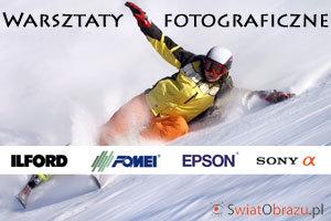 Warsztaty fotograficzne w Szwajcarii