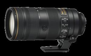 AF-S NIKKOR 70–200mm f/2.8E FL ED VR - jaśniejszy, lżejszy teleobiektyw Nikon