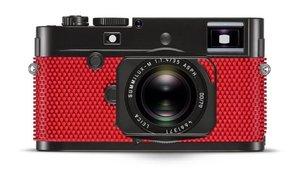 Co łączy aparat Leica M-P z rakietką do ping ponga?
