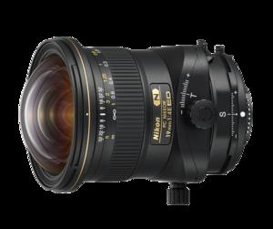 Obiektyw PC NIKKOR 19mm f/4E ED z pełną kontrola perspektywy