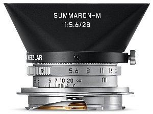 Leica przywraca stary obiektyw Summaron-M 28 mm f/5.6 w wersji dla systemu M