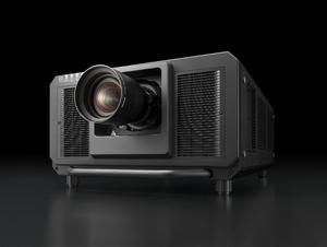 Projektor laserowy Panasonic PT-RZ31K o jasności 31 000 lumenów
