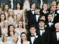Fotograf ślubny, który o mało nie został przejechany przez pędzący samochód