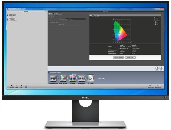 Dell UltraSharp UP2716D edycja zdjęć poradnik cykl fotografia cyfrowa Adobe Photoshop Lightroom drukowanie zdjęć zarządzanie kolorem RGB CMYK sRGB Adobe RGB X-Rite i1 Display Pro kolory proofing kolorymetr
