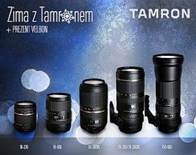 Zimowa promocja Tamrona – do obiektywu statyw gratis