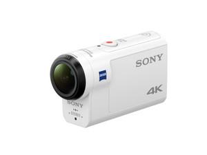 Sony Action Cam FDR-X3000 - kamera sportowa z systemem stabilizacji obrazu B.O.SS