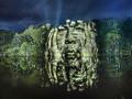 Portrety na drzewach amazońskiej dżungli - zjawiskowa instalacja świetlna Philippe Echaroux