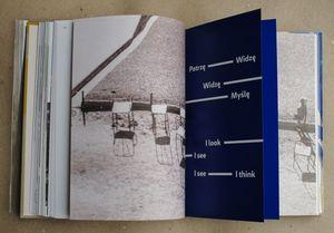 """Katalog do wystawy """"Wojciech Zamecznik. Foto-graficznie"""" nagrodzony przez Paris Photo Aperture Foundation PhotoBook Award"""