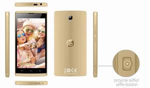 Polski telefon dla młodzieży dedykowany selfie - za 369 zł