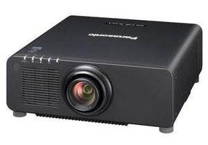 Ślepy test projektorów laserowych