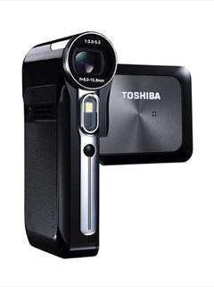 Camileo Pro HD - kieszonkowa kamera HD Toshiby