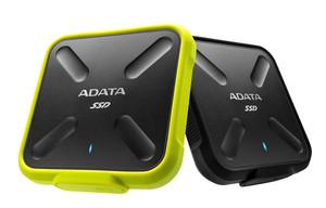 ADATA SD700 - zewnętrzny dysk SSD z pamięcią 3D NAND