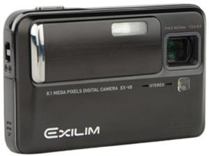 Casio Exilim Ex V8