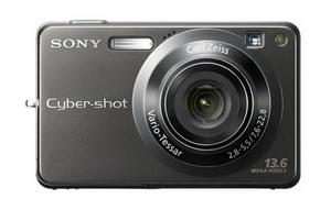 Sony  Cyber-shot W300 i 13.6 megapikseli