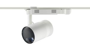 Space Player  PT-JX200 - jaśniejszy projektor oświetleniowy od Panasonic
