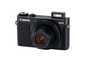 Canon PowerShot G9 X Mark II z szybkością zdjęć seryjnych  8,2 klatek na sekundę