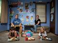 Jak wygląda pora kolacji w domach Amerykanów sprawdziła fotografka Lois Bielefeld
