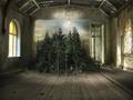 Surrealistyczne krajobrazy wykonane stuletnią techniką filmową