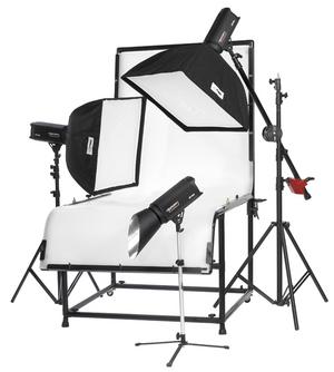 Studio oświetleniowe Table Top Pack 11