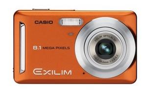 Casio Exilim EX-Z9 - dla każdego